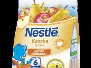 Nestlé Polska. Kaszki Nestlé