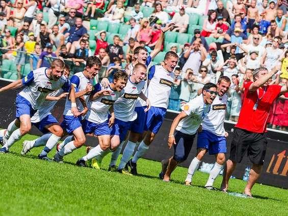 ZM Henryk kania partnerem piłkarskich rozgrywek