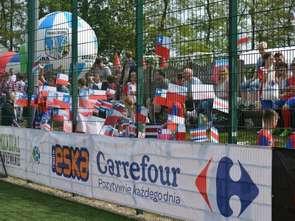Carrefour wspiera Mini Mundial