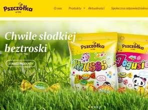 FC Pszczółka ma nową stronę internetową