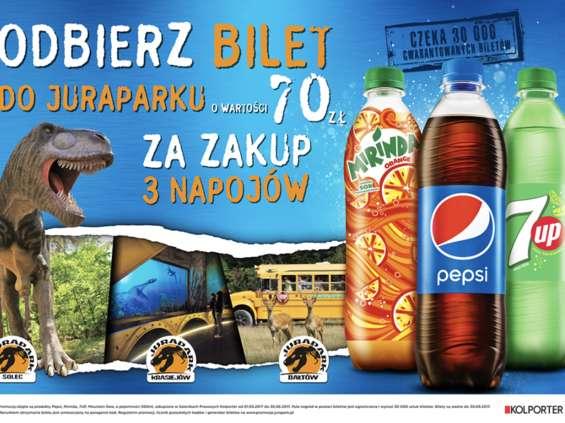 Bilety do JuraParków ponownie w salonikach Kolportera