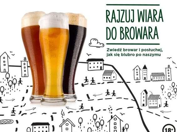 Lech Browary Wielkopolski zapraszają na wycieczki w gwarze