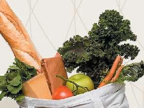 Żywność w kwietniu kosztowała tyle, co w marcu