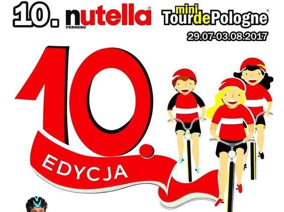 Ruszają zapisy dzieci na Nutella Mini Tour de Pologne
