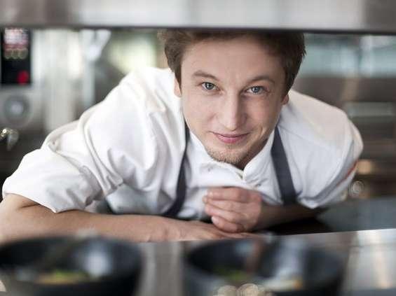 Łapanowski ambasadorem Grand Kitchen w Arkadii