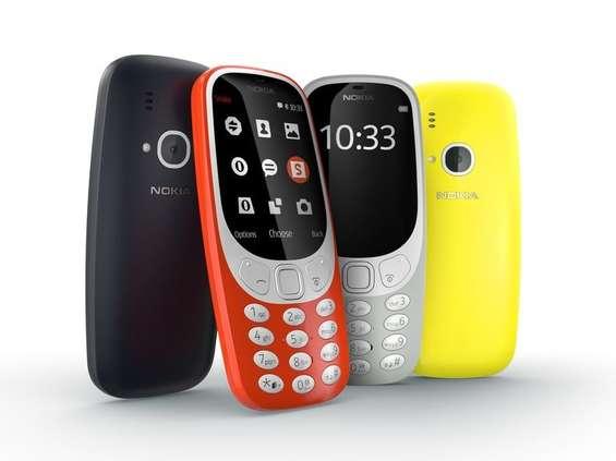 Legendarna Nokia 3310 nadal w sprzedaży