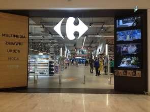 Carrefour zamiast Almy w Krakowie