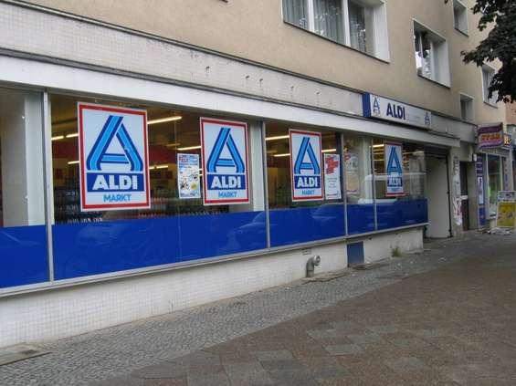 Aldi Nord zamyka sklepy