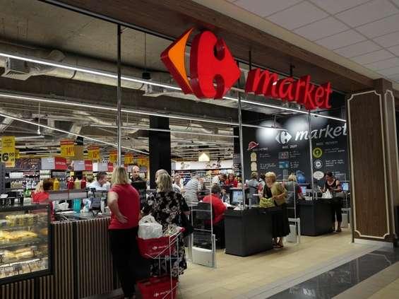 Carrefour zastąpi Almę w Focus Mall Zielona Góra