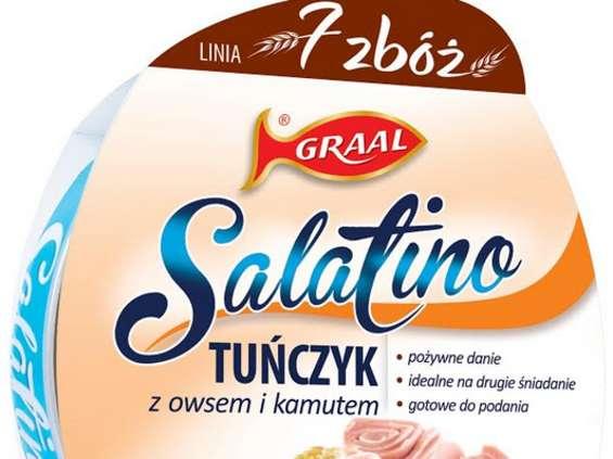 Graal. Salatino 7 Zbóż
