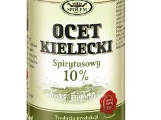 "WSS ""Społem"". Ocet Kielecki"