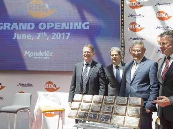 Mondelēz otworzył centrum badań i rozwoju