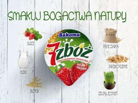 Bakoma 7 zbóż - nowy skład i nowa kampania