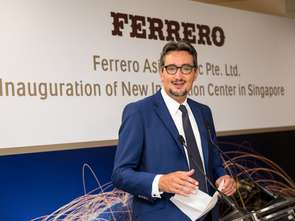 Ferrero otwiera centrum innowacji