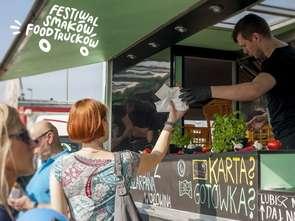 Food trucki zjadą przed Galerię Gryf