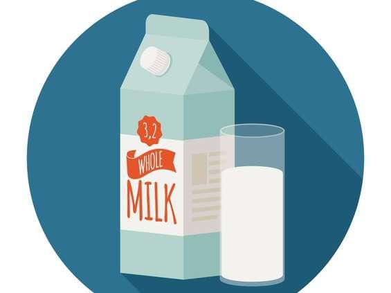 Mleko nie może być z soi