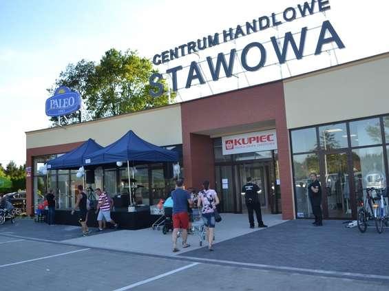 Wojciech Śliwa uruchomił centrum handlowe