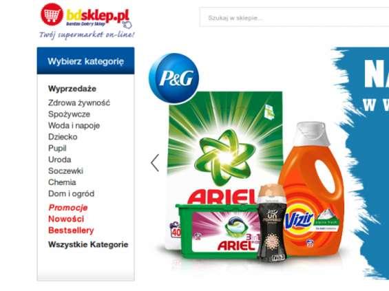 1 lipca bdsklep.pl rusza w zupełnie nowej odsłonie