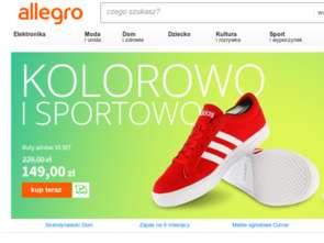 Przeszukanie w siedzibie Allegro