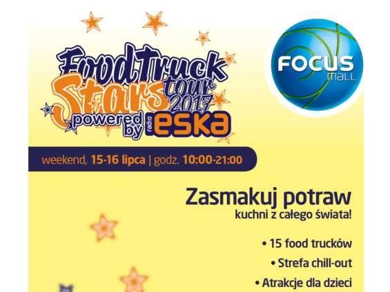 Food Truck Star Tour zawita do Zielonej Góry