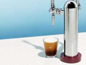 Kawa z nalewaka w Costa Coffee
