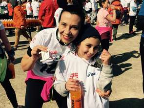 Anna Mitura ambasadorką akcji Nestlé Porusza Polskę