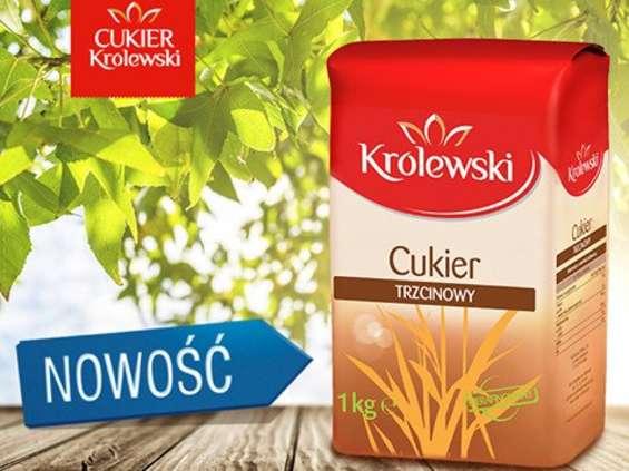 Südzucker Polska. Cukier trzcinowy Królewski