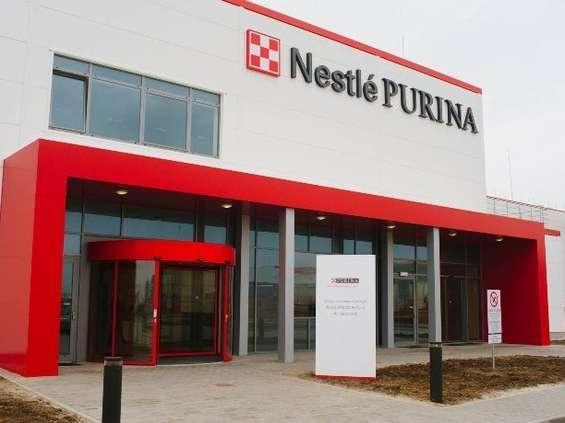 Nestlé otwiera fabrykę karmy dla zwierząt
