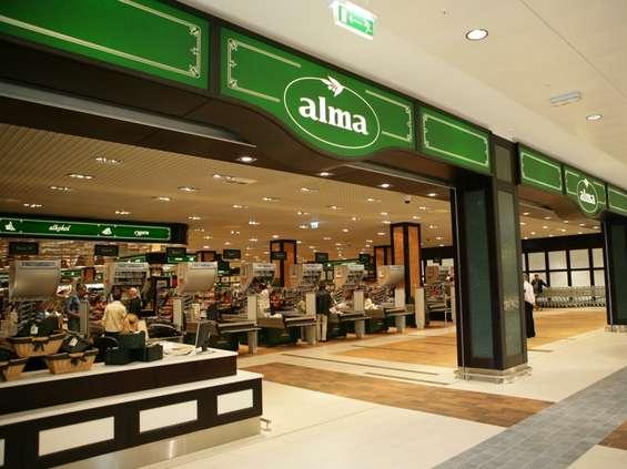 Warszawski E.Leclerc chce kupić część Almy Market