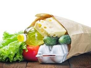 Sprzedaż żywności rośnie najwolniej