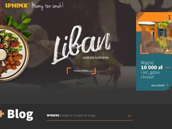 Sphinx uruchamia bloga z konkursem