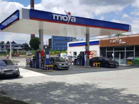 Przybywa stacji paliw pod marką Moya
