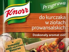 Unilever Polska. Przyprawa Knorr