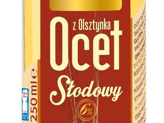 Octim. Ocet słodowy