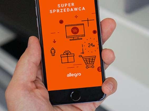 Allegro wyróżnia supersprzedawców