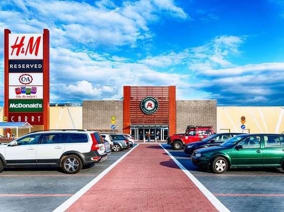 Centru Handlowe Auchan z szerszą ofertą