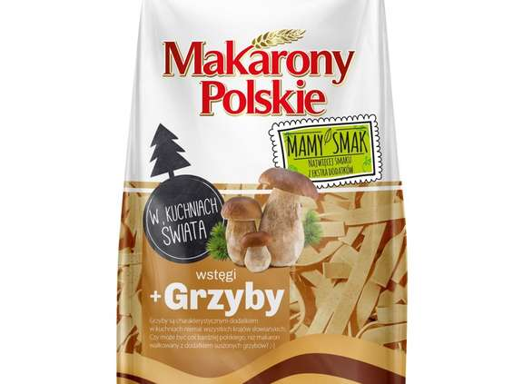 """Makarony Polskie. Makarony """"W kuchniach świata"""""""