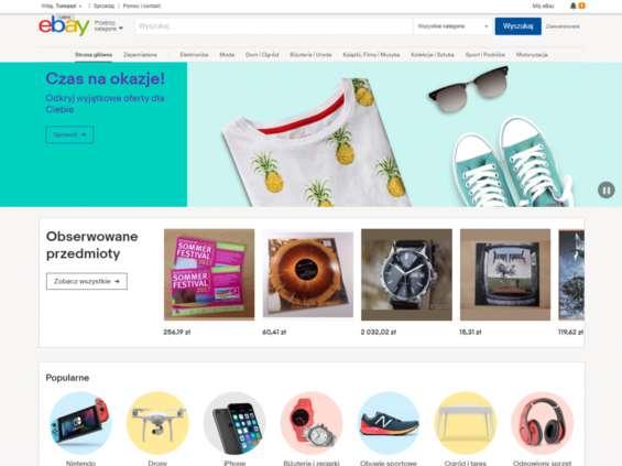 eBay jest już po polsku
