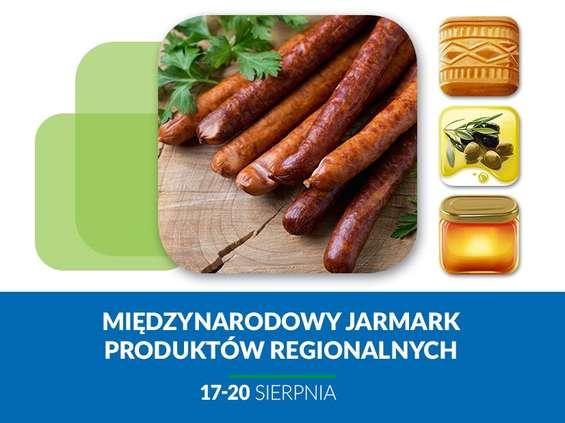 Blue City zaprasza na Jarmark Produktów Regionalnych