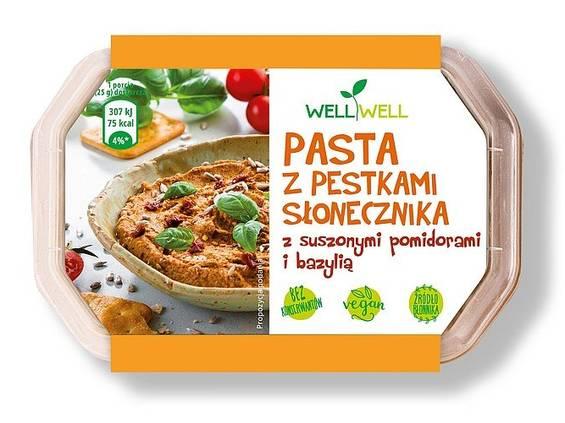 Well Well Foods. Pasta z pestkami słonecznika