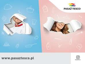 Pasaże Tesco w kampanii wizerunkowej