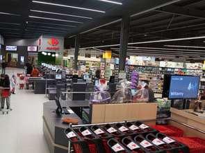 Carrefour premium w Galerii Kazimierz otwarty