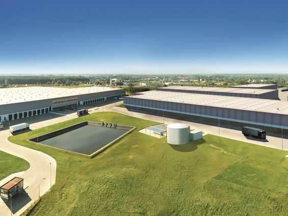NNR Global Logistics stawia na Segro