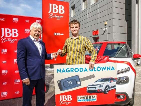 JBB: Loteria na 4 koła rozstrzygnięta