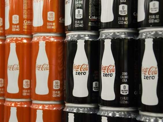 Coca-Cola pracuje nad produktami o obniżonej kaloryczności
