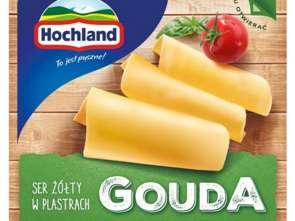 Hochland Polska. Sery żółte Hochland