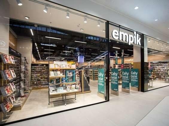 Nowy Empik Future Store w Warszawie