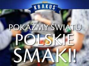 Krakus pokazuje światu polskie smaki