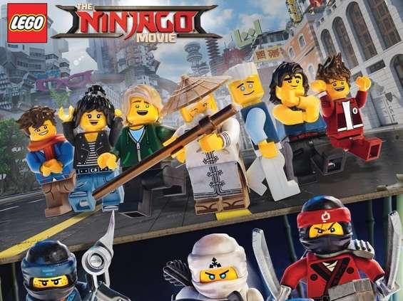 Ruszają rodzinne eventy Lego Ninjago
