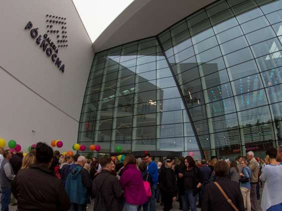 Ponad 65 tys. warszawiaków na otwarciu Galerii Północnej